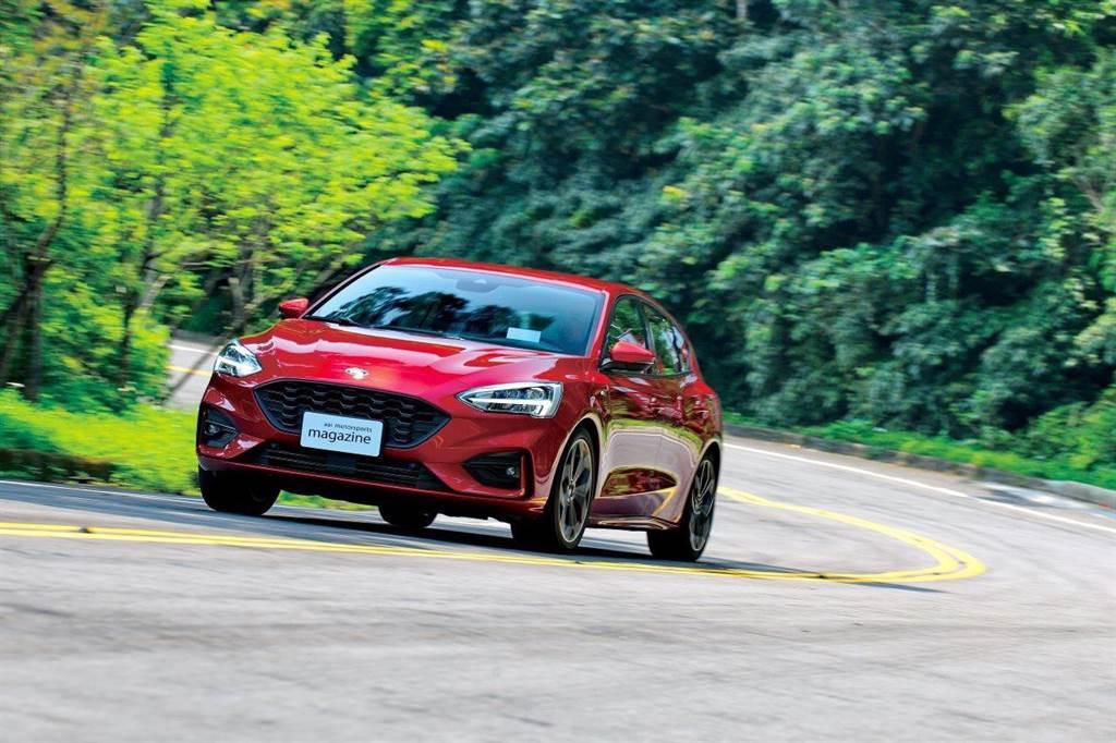 歷代Ford Focus皆強調運動性能,受眾多喜愛操駕樂趣的車主青睞。