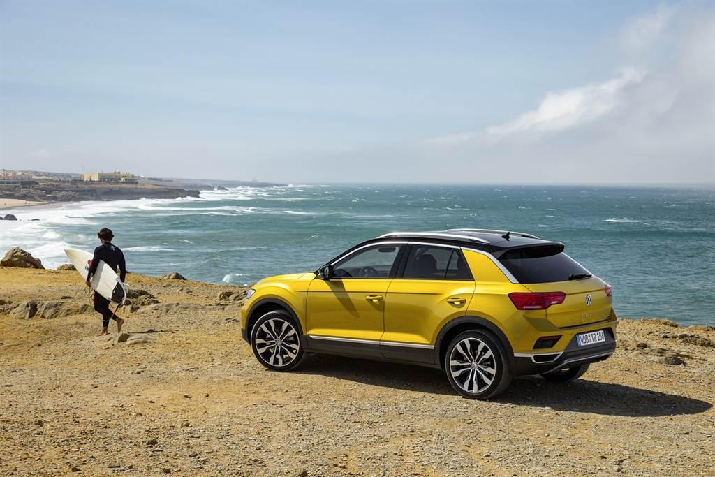 同級距進口車銷售冠軍 Volkswagen T-Roc氣勢如虹 單月掛牌突破500輛