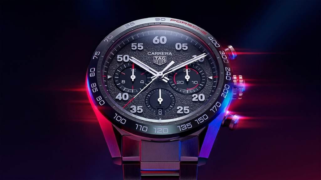 Porsche與TAG Heuer多年來的合作關係 & 推出新款Carrera系列聯名腕錶