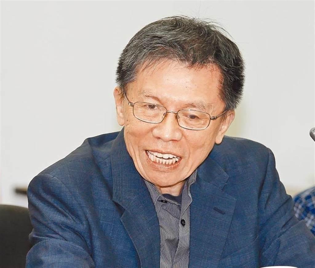 前民進黨立委沈富雄斷言,桃醫解封後 台灣疫情的最後結局。(圖/本報資料照,姚志平攝)
