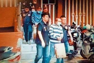 《門徒》翻版住公寓開國產車 台灣毒王黃大彰判刑20年
