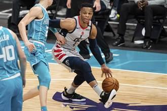 NBA》談今年全明星賽 韋斯布魯克:關我屁事
