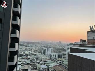 空污危害已逾一周 郑明典:混合层偏低长达一周十分少见
