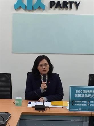 勞動基金炒股案12人遭求處重刑 賴香伶:應啟動行政調查與懲處