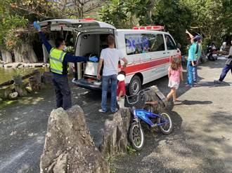 1歲男童掉入池塘險溺斃 鄰居護理師CPR神救回