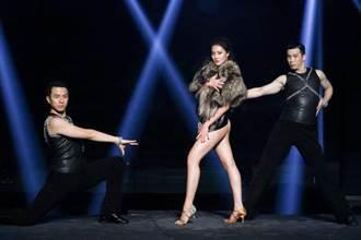 顏曉筠舞衣超火辣 「國王的舞衣」幾近全裸