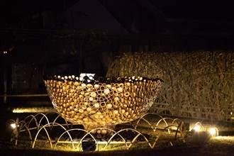 文化資產園區換新裝 竹藝光影喜洋洋邀請民眾來走春