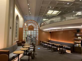 星巴克進駐博物館  奇美博物館門市2/12開幕