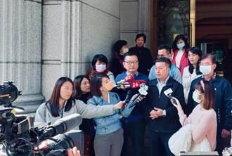 绿委莱猪跑票 张志豪:若惩处无疑是宣判了政治死刑