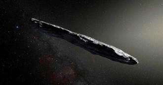 美哈佛權威天文學家曾與霍金合作 表示:外星文明曾於2017年造訪地球