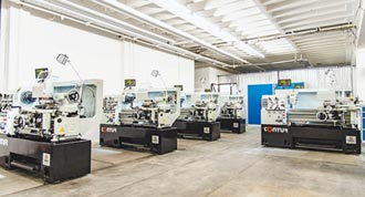 工具機實習設備採購案 威赫高速精密車床 獲大單