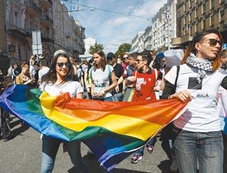 拜登彩虹外交 力挺LGBTIQ