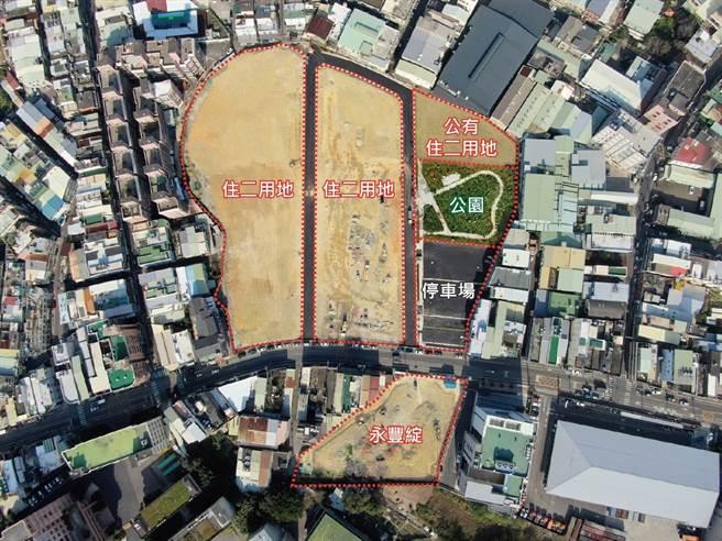 太平洋電纜重劃區將成為桃園熱門房市區域。(圖/業者提供)