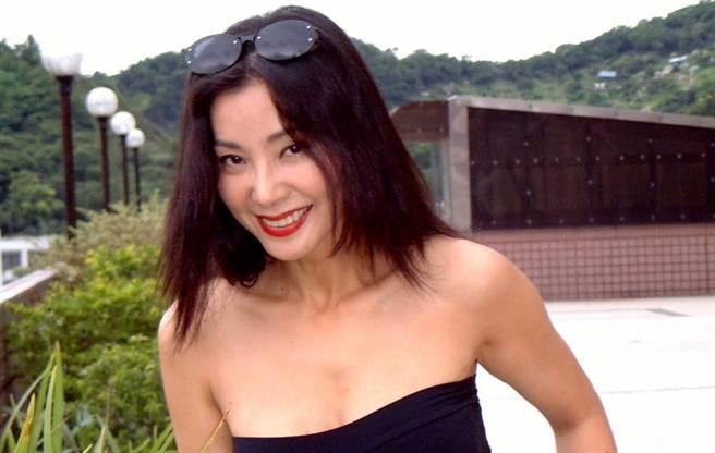 陳美鳳曾是秀場女星。(圖/中時資料照)