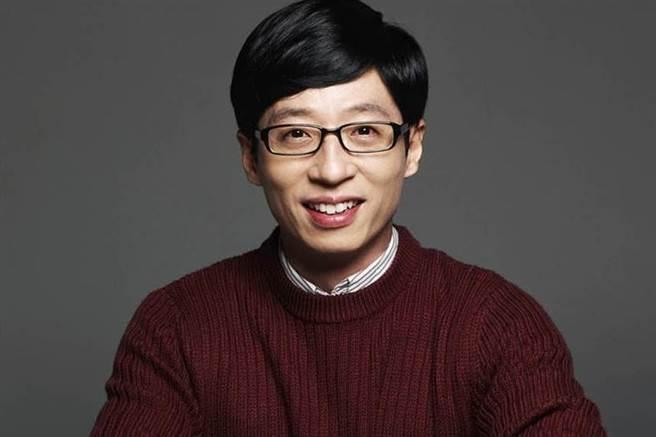 劉在錫是零負評的國民MC。(圖/twitter@brazilkorea)