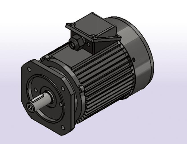利電電機「永磁式無刷馬達」專業技術邁向國際市場。圖/利電電機提供