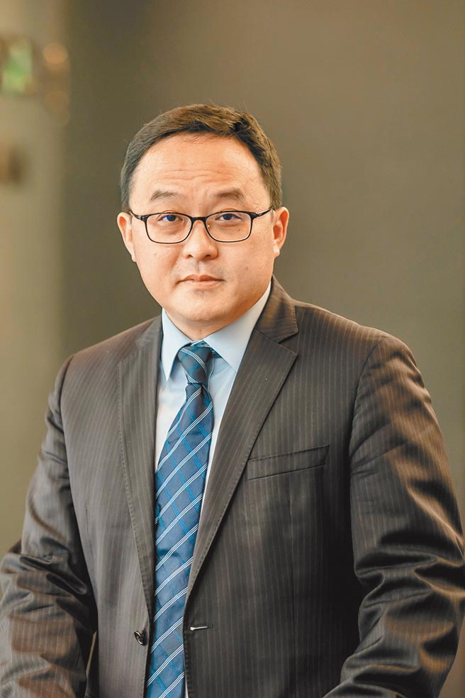 尚騰汽車集團執行長吳睿弘。