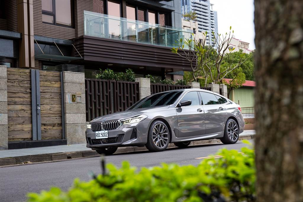 隱形的旗艦 BMW 630i Gran Turismo小改款試駕。(陳彥文攝)
