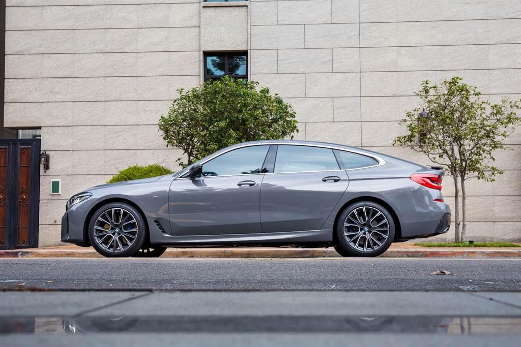 本次小改款後僅導入630i M Sport單一車型,售價368萬元起。(陳彥文攝)
