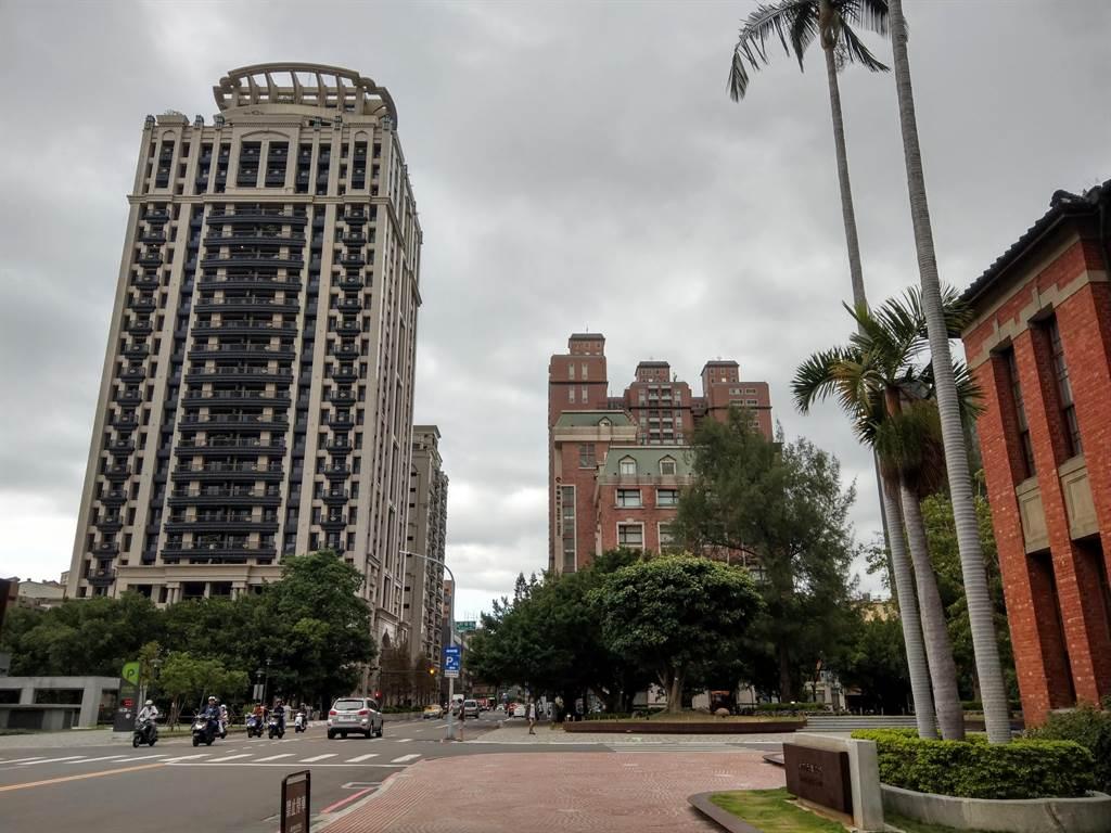 觀察2020房市表現,園區話題竹科最強,新竹縣市交易燒燙燙。(葉思含攝)