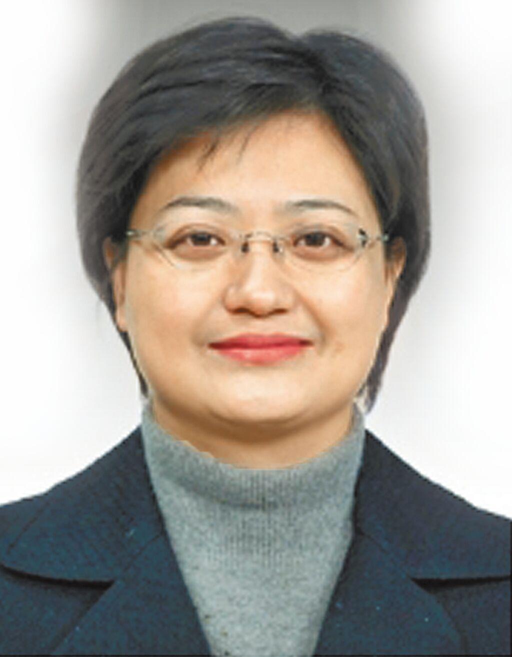 上海市台辦主任由現任長寧區一級巡視員鍾曉敏接任。(摘自上海市長寧區網站)