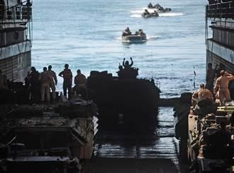 美陸戰隊強化澳洲輪調部署 因應印太挑戰