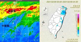 宜蘭大雨特報 春節北台灣濕涼 只有這天沒雨