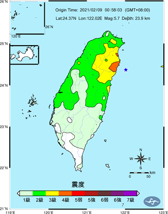 5.7強震搖超久沒國家警報 網炸鍋:今年份用完了?