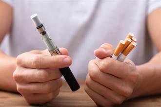 全台首例 男吸電子煙半年肺活量少3成