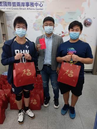 玄奘大學濃厚人情味 境外生在台灣過暖冬