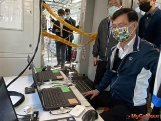 中捷電聯車 已完成新軸心安裝及300公里測試