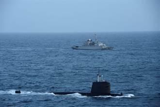 法國核動力攻擊潛艦等兩船巡弋南海 恐惹怒北京
