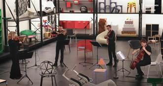 音樂家悶壞了 安-蘇菲.慕特到博物館和展覽品尬聊