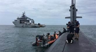 法核潛艇進入南海 陸嚴批:反對以航行自由為名危害中方主權