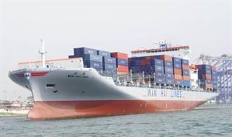 萬海本月已買進3艘現成船 去年12月至今買進10艘