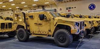 奧什科甚JLTV戰術越野車 生產數達到1萬輛