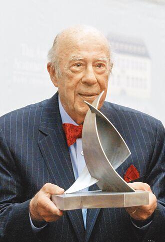 美前國務卿舒茲辭世 享嵩壽100歲