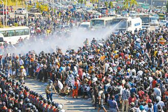 英機密報告稱 緬甸政變無法逆轉