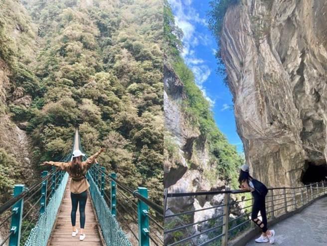 2021春節|花蓮春節旅遊景點,太魯閣國家公園走春景點懶人包(圖/ReadyGo提供)