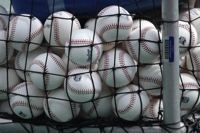 大聯盟細微調整比賽用球,希望減少全壘打產量。(美聯社資料照)