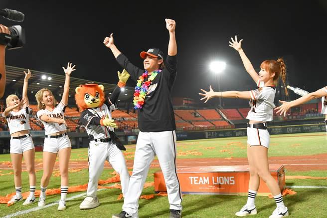 中華職棒32年開幕戰將於3月13日在台南棒球場舉行,由地主統一獅迎戰中信兄弟。(資料照/統一獅提供、廖德修台北傳真)