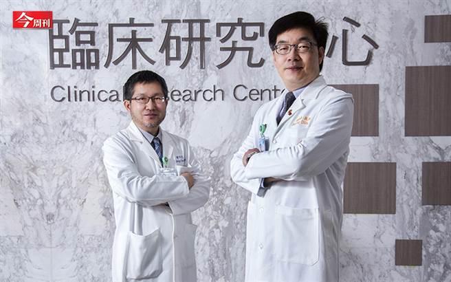這款國產新冠肺炎疫苗 最快拚7月上市! 為何關鍵竟是北醫「春節不想休」?(圖/劉咸昌提供)