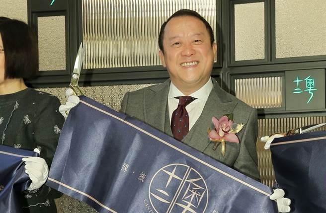 曾志偉上月獲邀擔任TVB副總。(圖/中時資料照片)