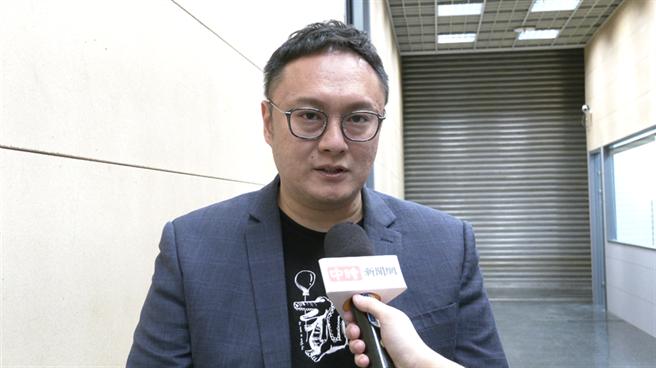 國民黨文傳會副主委鄭照新。(資料照/攝影/范佐意)