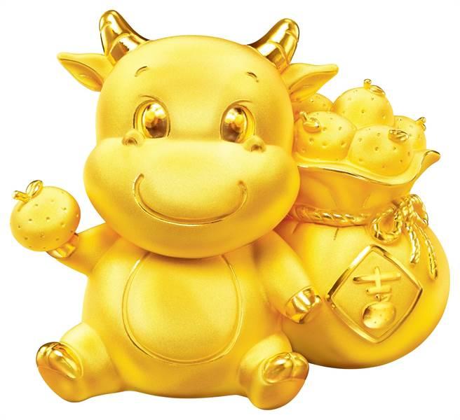 夢時代初一至五將送6萬黃金牛。(夢時代提供/柯宗緯高雄傳真)