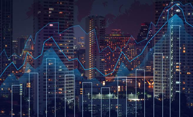市場風險偏好提高 股市看多。(示意圖/達志影像shutterstock提供)