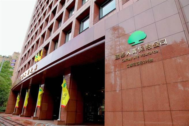 (國泰人壽元月大賺186億元,排名六大公司第一名。圖/本報資料照片)