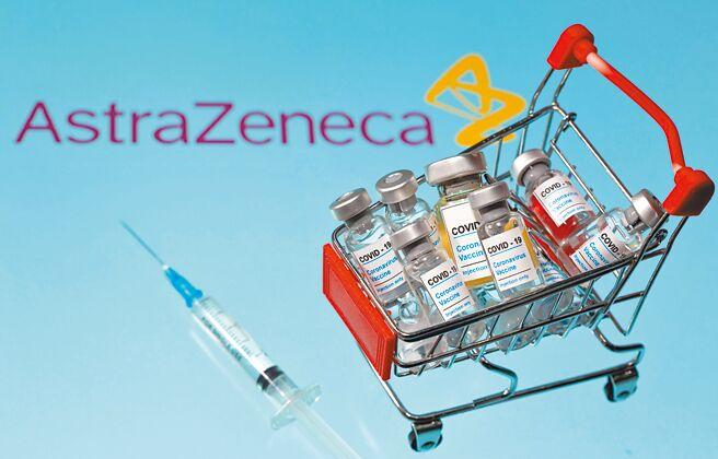 南非叫停接種英國阿斯特捷利康(AZ)疫苗。圖為AZ疫苗(路透)