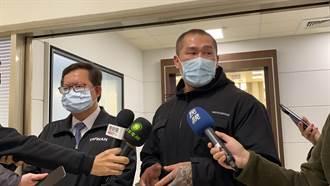 遭吳宗憲提告獲不起訴 館長:他很奇怪 講事實就惱羞