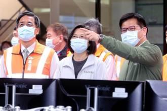 年初二至初四交通量將達高峰 蔡總統:每一年最大的挑戰